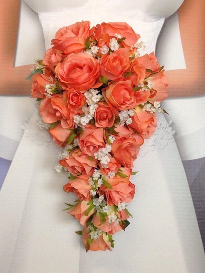 Casamento living coral