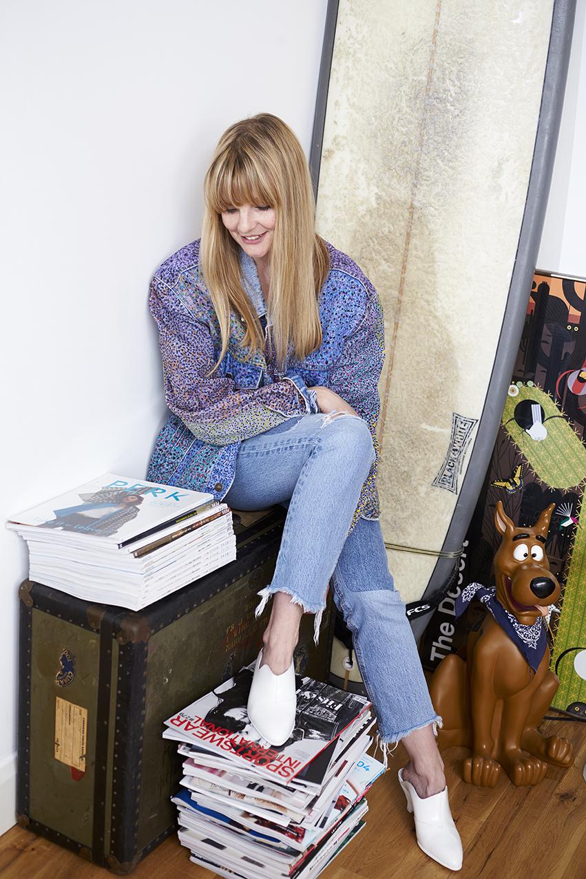 Fashionistable: Focus On Kelly Harrington