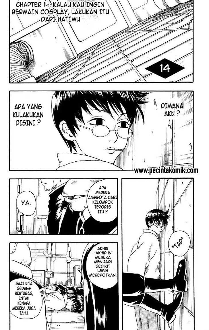 Dilarang COPAS - situs resmi www.mangacanblog.com - Komik gintama 014 - chapter 14 15 Indonesia gintama 014 - chapter 14 Terbaru |Baca Manga Komik Indonesia|Mangacan