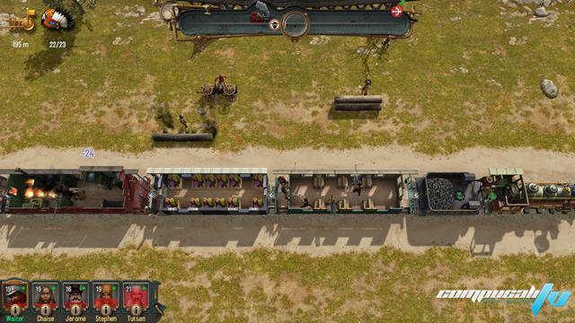 Bounty Train PC Full Español