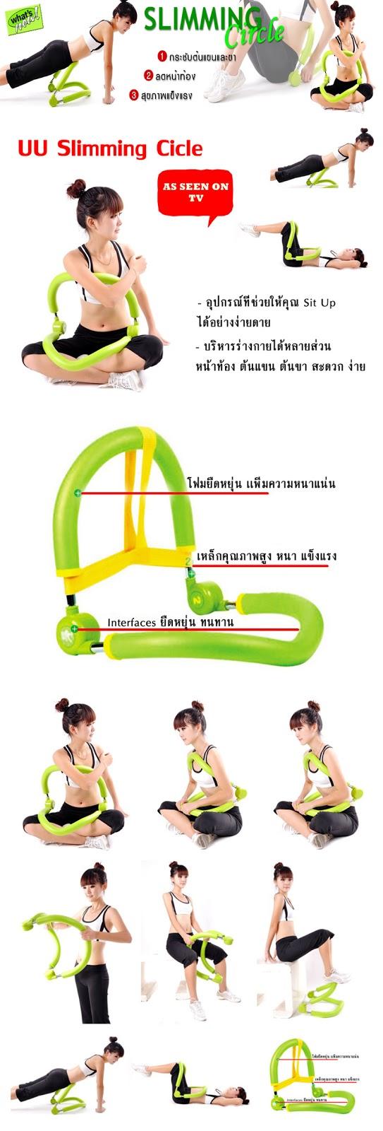 uu slimming circle)