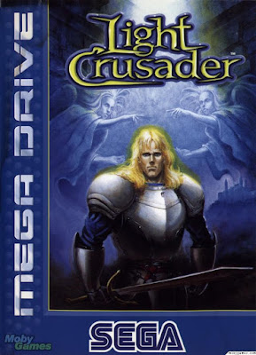 Rom de Light Crusader - Mega Drive - PT-BR