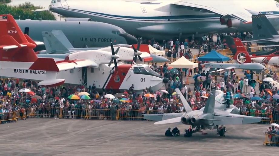 LIMA '19 | Langkawi International Maritime and Aerospace Exhibition