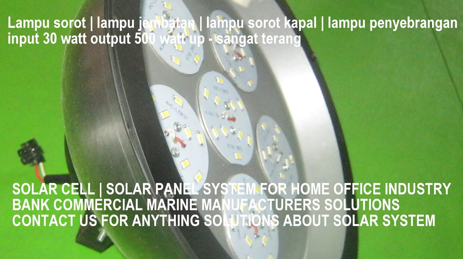 Pju Lampu Led Indonesia Lampu Pju Led Solar Surya Kami