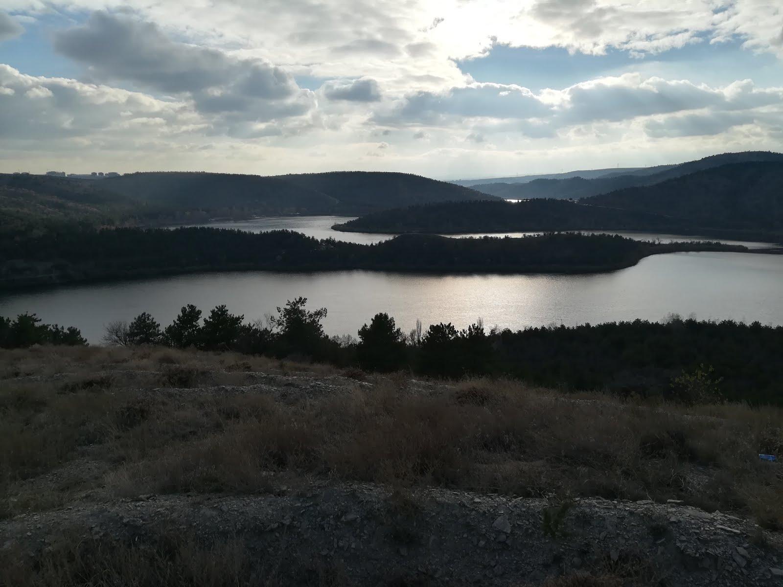 Eymir Gölü Stok Fotoğraf