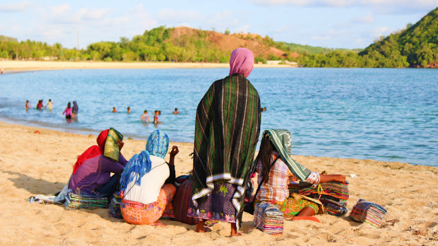 kuta beach ntb lombok