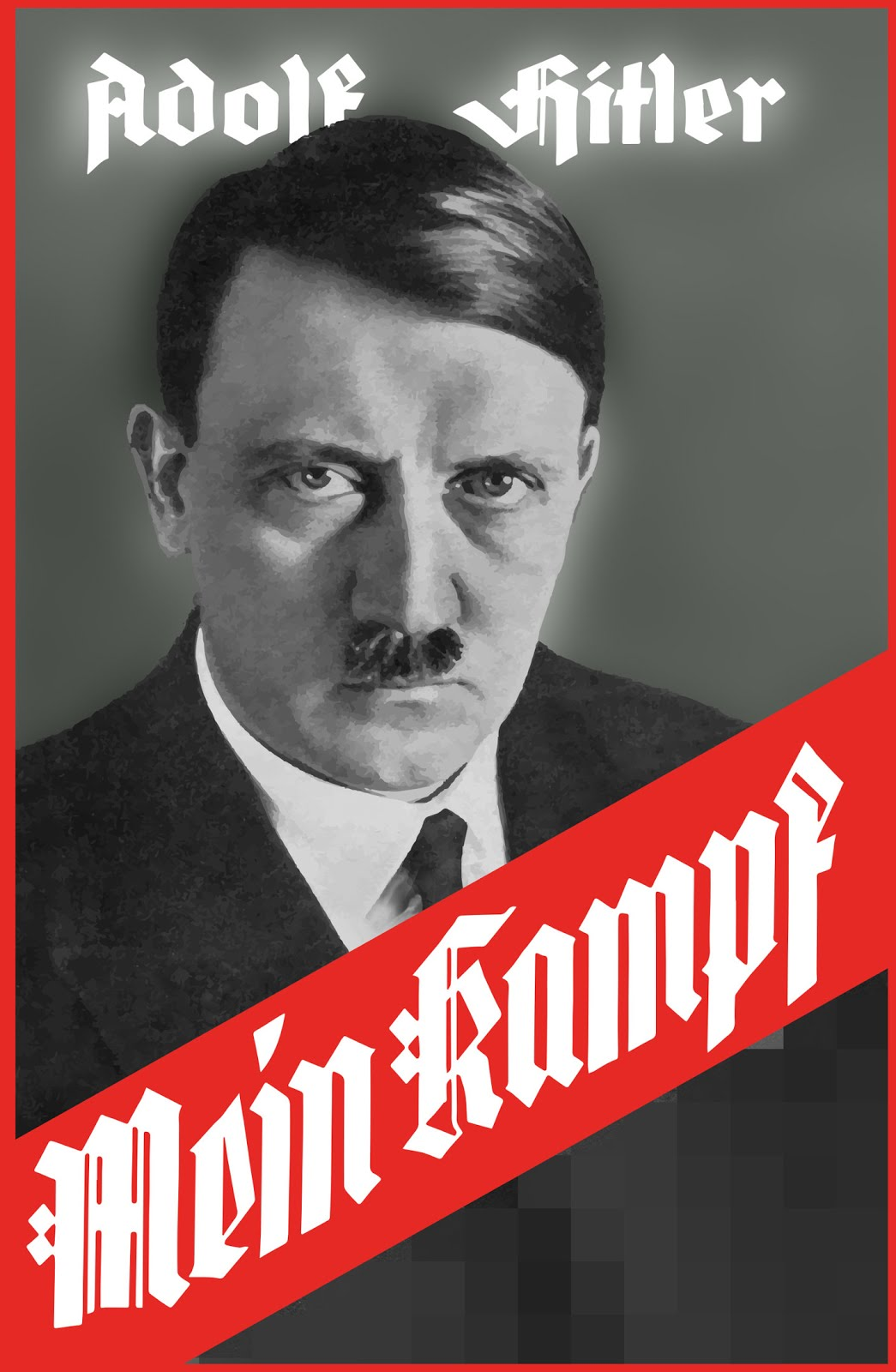 adolf hitler mein kampf. Black Bedroom Furniture Sets. Home Design Ideas