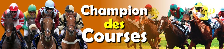 Champion des Courses