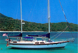 Crewed Yacht Charter Sailing Vacation in the Virgin Islands