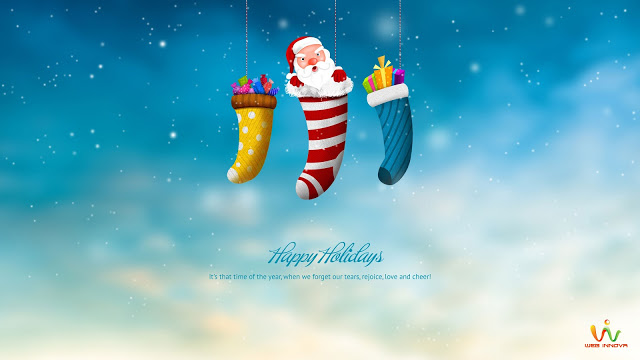 Merry Christmas Wallpapers, Quotes and Greeting Messages