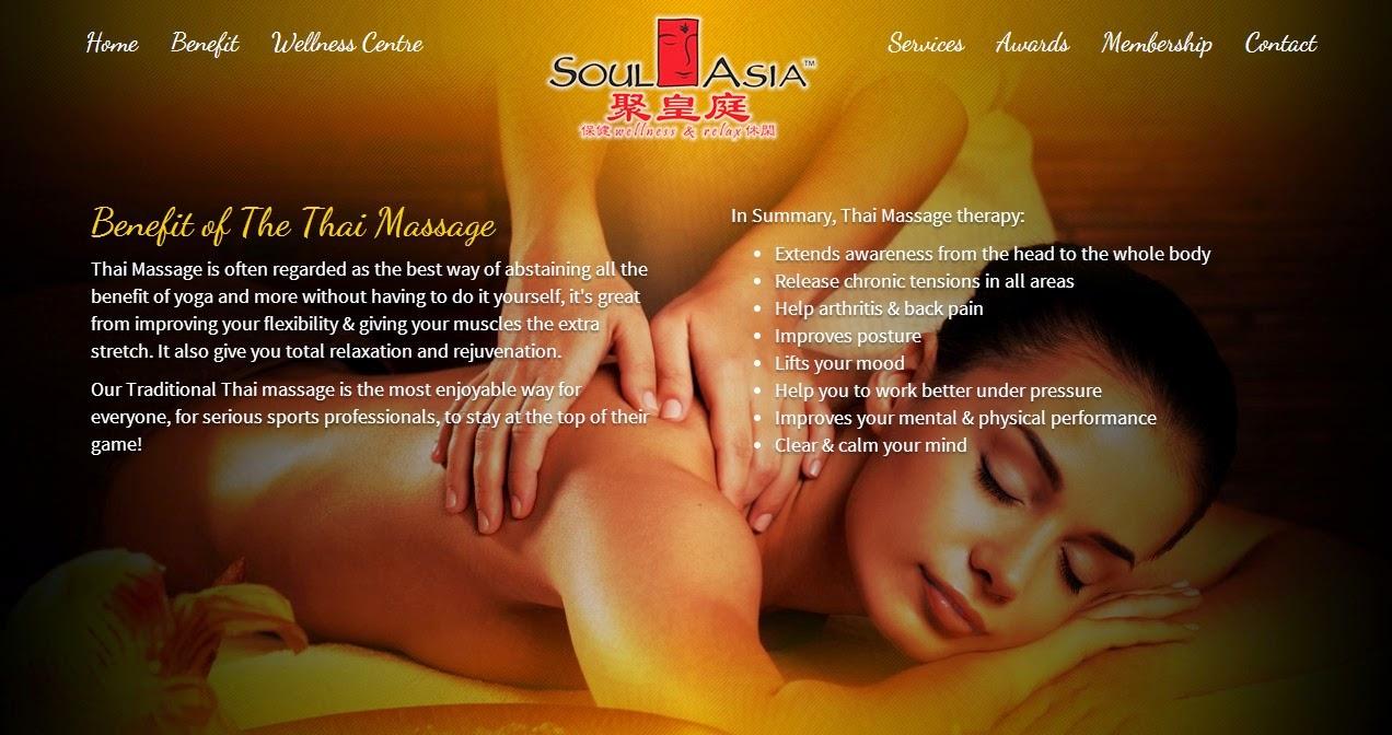 Johor Bahru massage Soul Asia