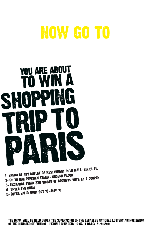 Le Mall Marketing Campaign -