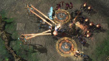 StarCraft 2 Legacy of the Void Screenshot PC Game