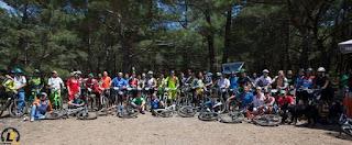 Με απόλυτη επιτυχία πραγματοποιήθηκε το 1st Lesvos Enduro MTB