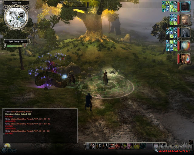 Neverwinter Nights 2 Gameplay Screenshot 4