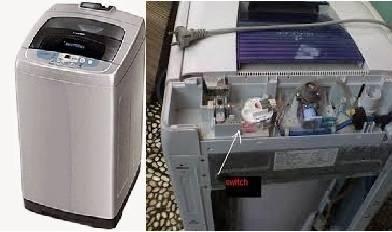 Mesin basuh ketika ini sudah menjadi kebutuhan utama bagi rumah tangga Cara Memperbaiki Mesin Cuci Top Loading 1 Tabung Berdasarkan Penyebab Kerusakannya