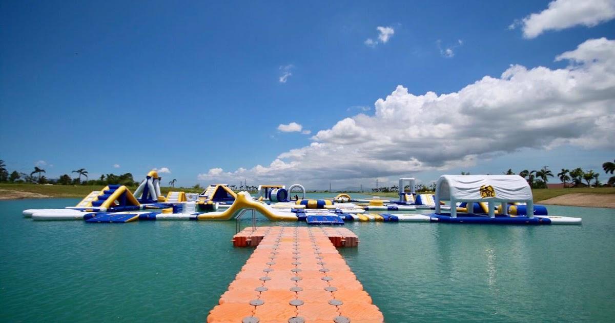 CWC Aqua Park  Naga City Deck
