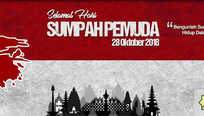 SELAMAT HARI SUMPAH PEMUDA TAHUN 2018