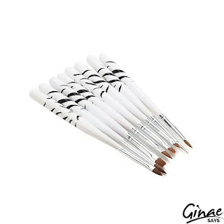 Professional Nail Art Brushes