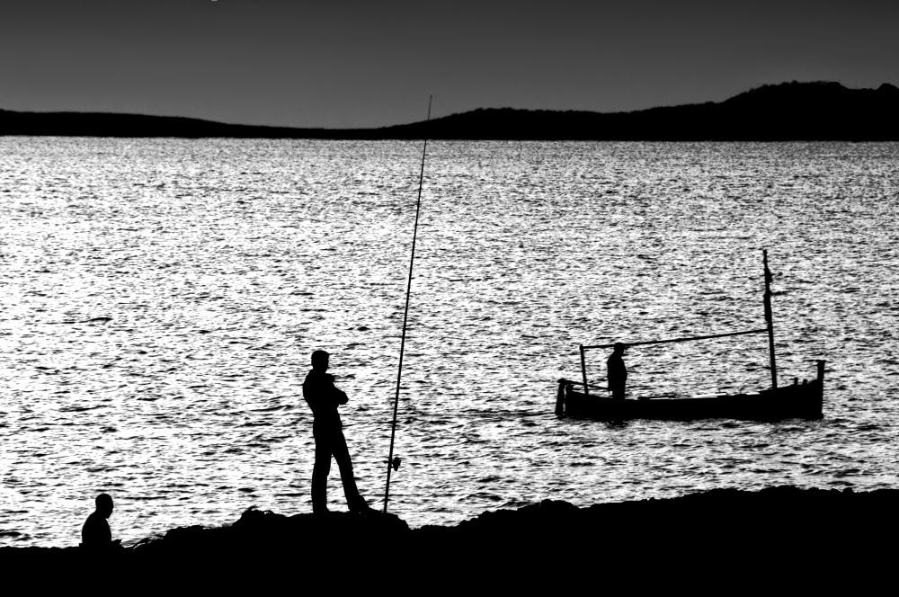 fotografía de marinas en blanco y negro, imágenes, fotos creativas, artística,