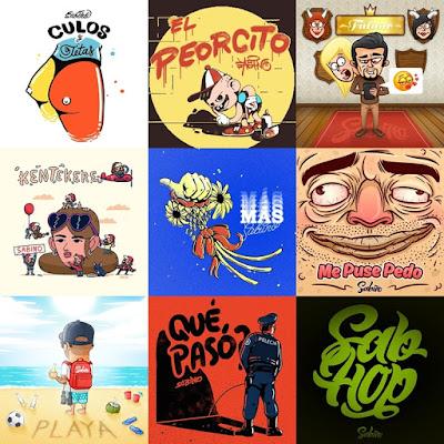 Sabino - Singles [2016-2017]