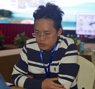 """Tiểu sử kỳ thủ cờ tướng """"khoái đao hiệp khách"""" Uông Dương-1"""