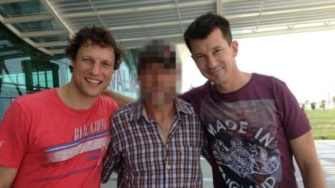 Dutch journalist Oerlemans shot dead by 'IS sniper' in Libya