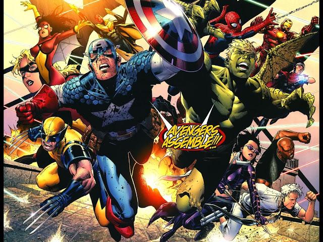 Pics Mixer: The Avengers 2012 HD Wallpapers, HD 1080p