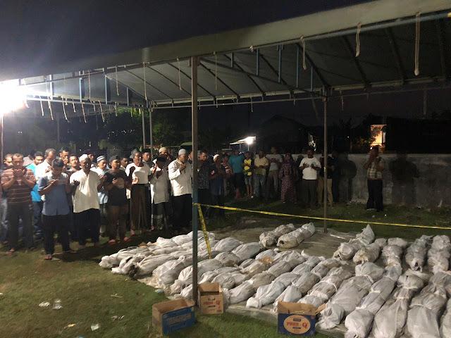 Mengejutkan! setelah 14 Tahun, Pekerja Bangunan Temukan Puluhan Kerangka Korban Tsunami Aceh