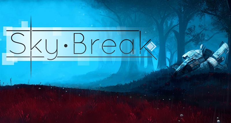 Sky Break PC Game Free Download Poster