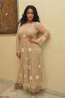 Mumaith Khan in Beig Skin Colored Anarkali Dress at Kalamandir Foundation 7th anniversary Celebrations ~  Actress Galleries 014.JPG