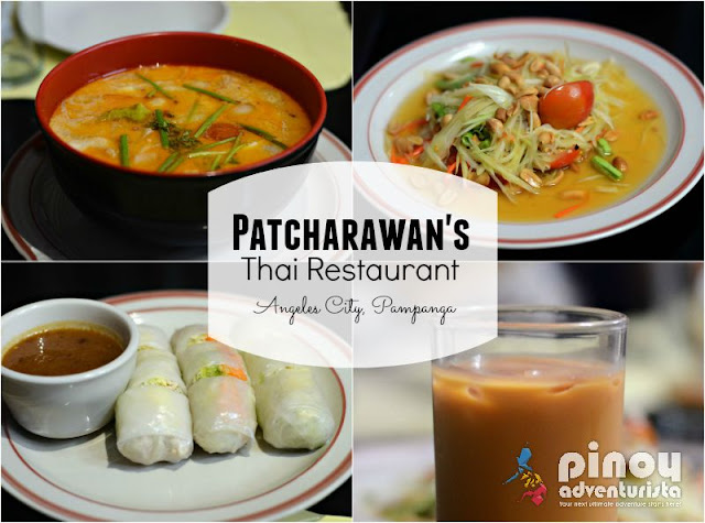 Patcharawans Thai Restaurant in Angeles Pampanga