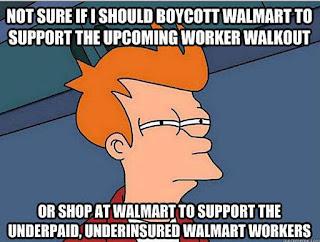 walmart black friday memes