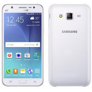 Cara Mengaktifkan Jaringan 4G LTE  Only di Samsung Galaxy J5