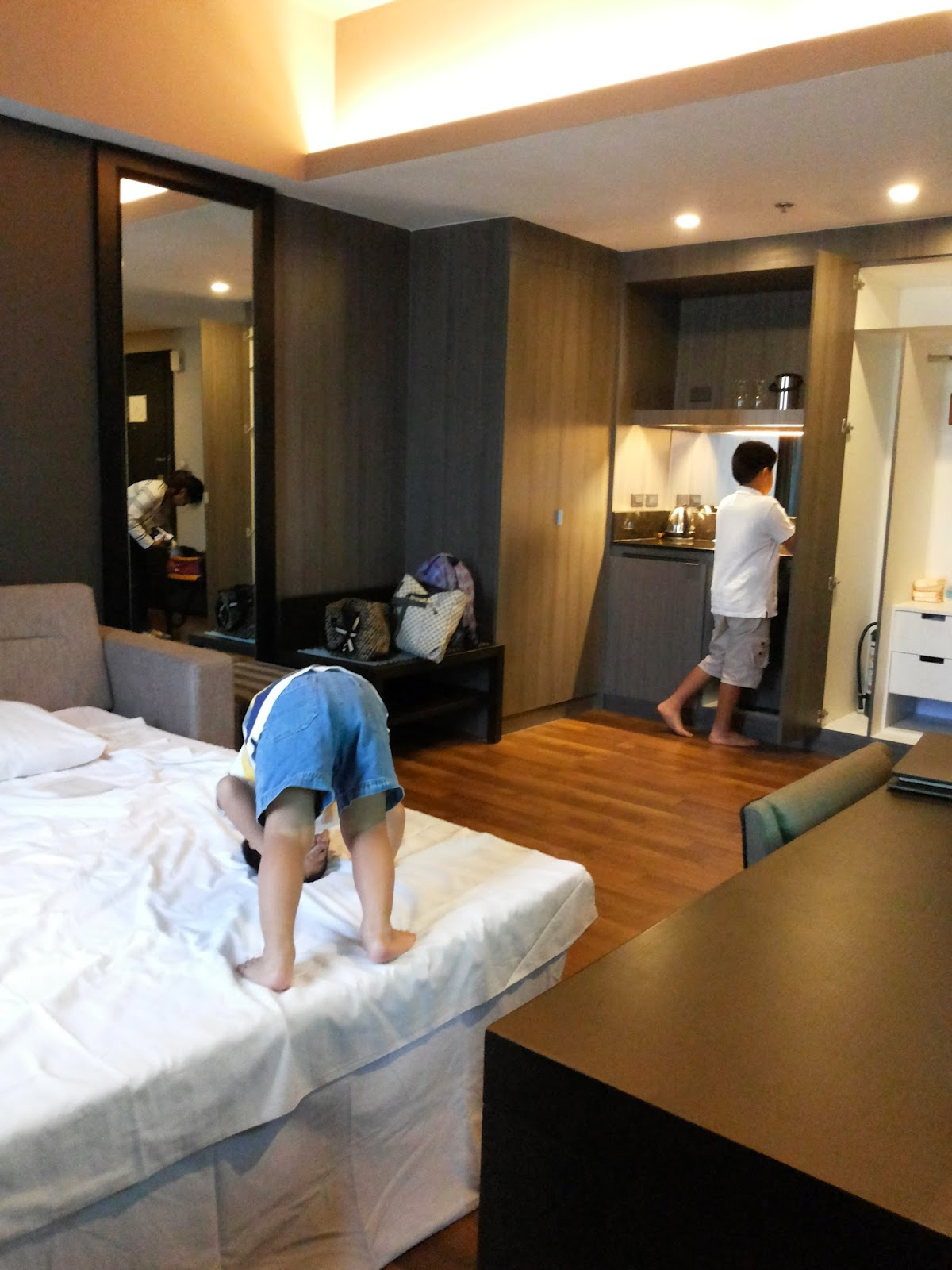 F1 Hotel Manila Staycation Review