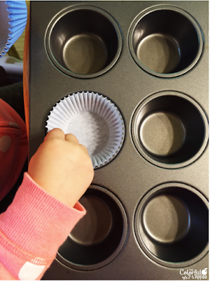 Cooking with kids can be so much fun!  These are some great ways to allow your toddler to help you in the kitchen in a safe way.