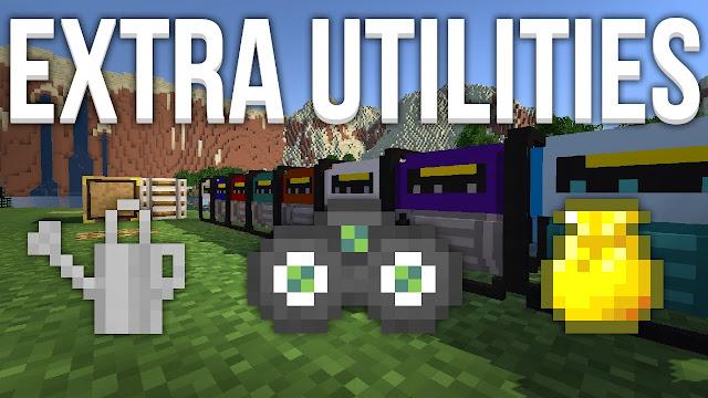 Extra Utilities 2 Mod 1.11.2