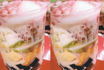 es sekoteng bahan dan resep nya