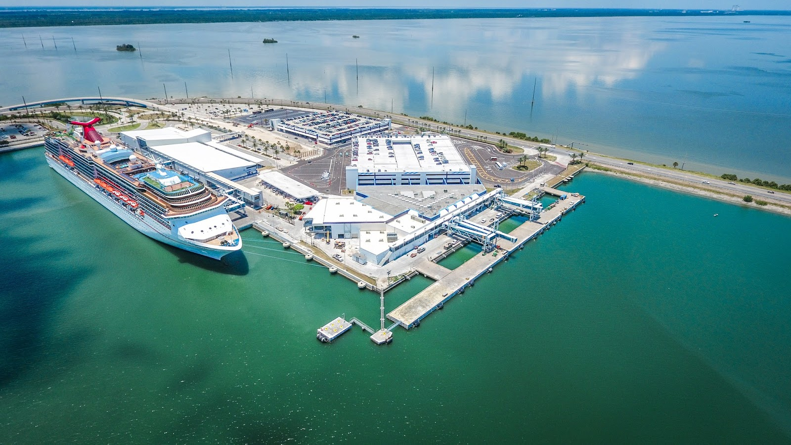 Cruise Diva Port Canaveral Cruise Terminal Brand New Again - Cruises from port canaveral