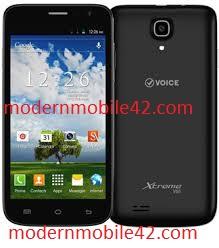 Voice Xtreme V65 MT6582 flash file