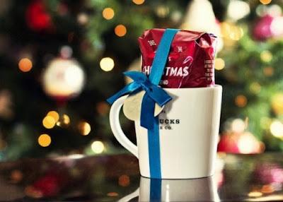 Starbucks Coffee Mugs for Christmas!