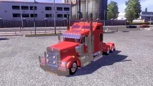 Kenworth W900L v1.5 ETS 2 truck