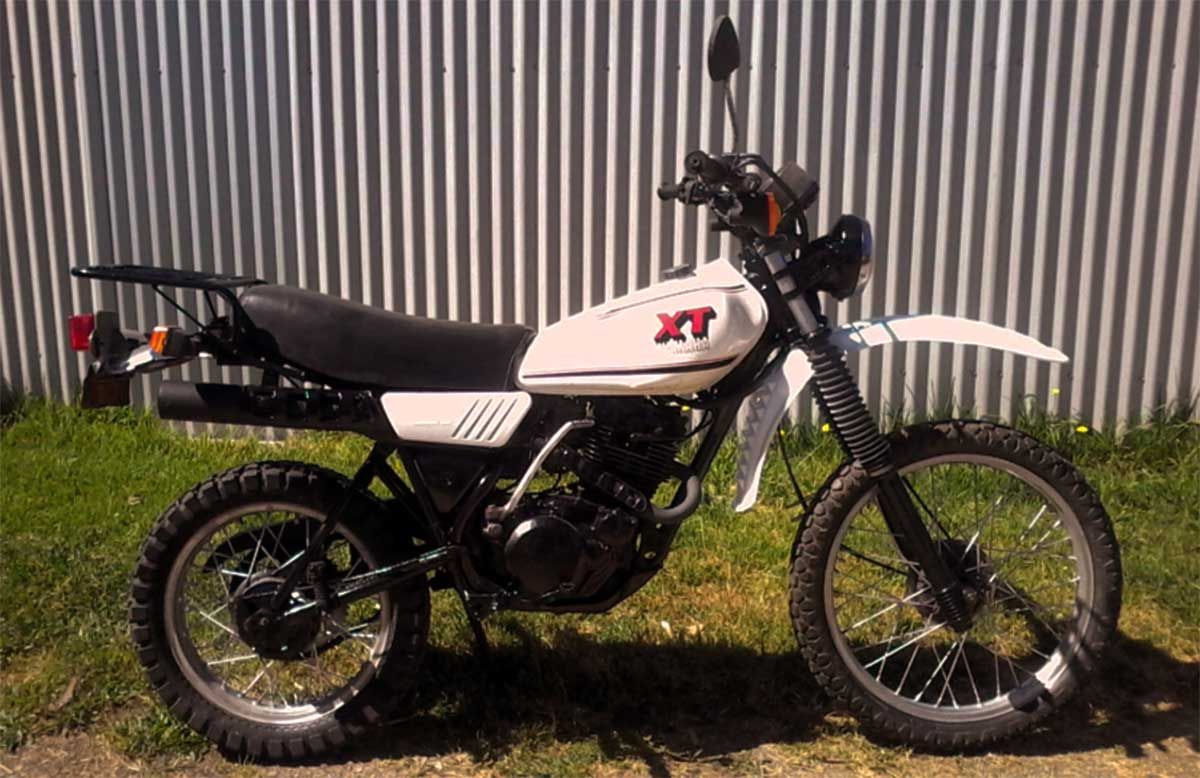 yamaha xt200 wiring diagram 1981 yamaha xt250 specification yamaha old bikes list  1981 yamaha xt250 specification
