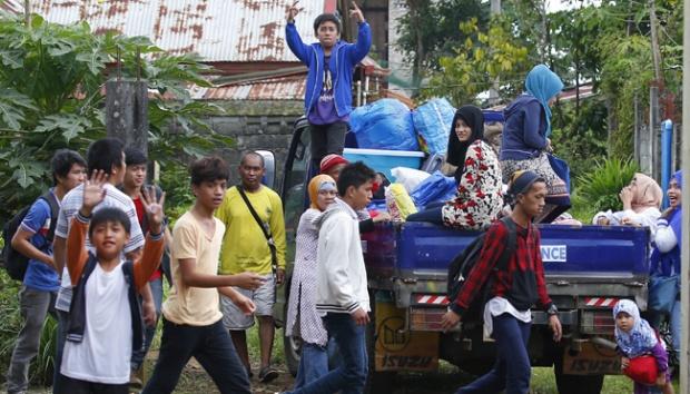 Umat Muslim Lindungi Warga Kristen Marawi dari Kelompok Maute