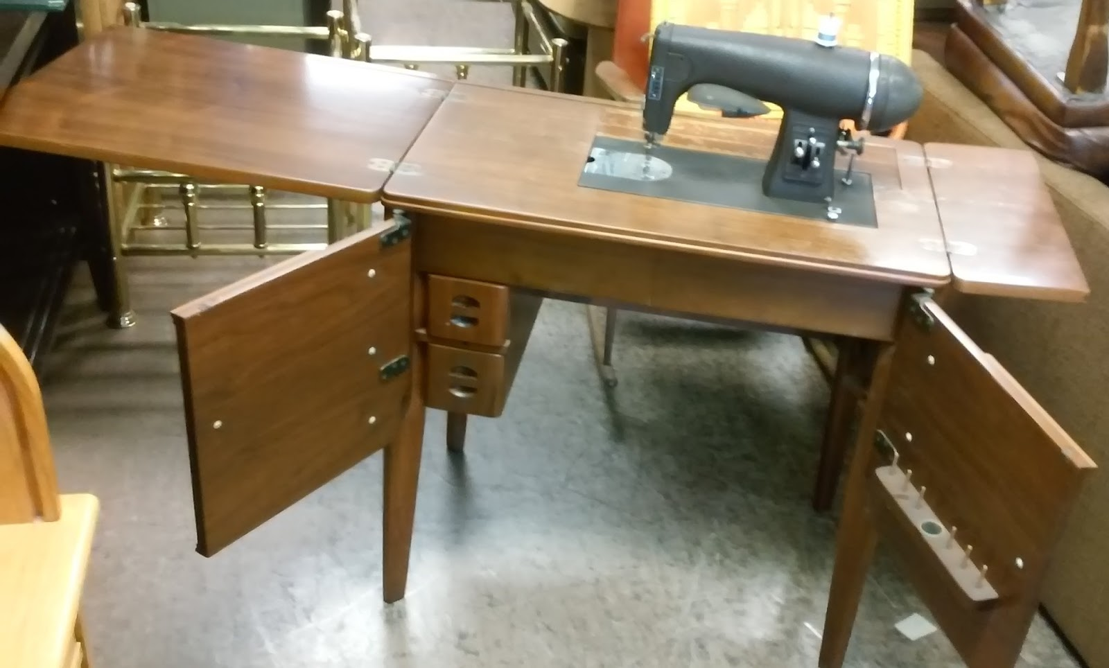 kenmore antique sewing machine