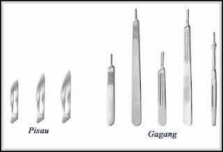 pisau bedah