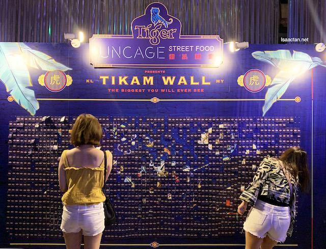 Tikam Wall