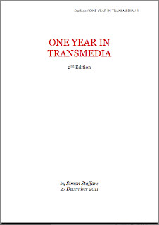 One Year in Transmedia, second edition