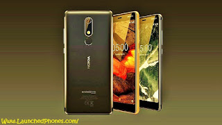 This latest Nokia budget proper name was launched specially inward Republic of Republic of India earlier the other countrie Nokia 3.1 Android 8.1 Oreo update is rolled out