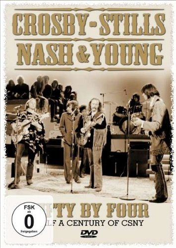 Fifty By Four: Half A Century Of CSNY